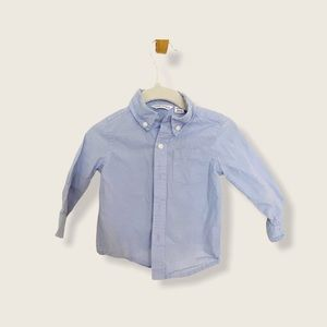 Janie and Jack Button Down Baby Shirt